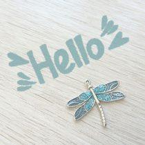 Hallo auf libellenglueck