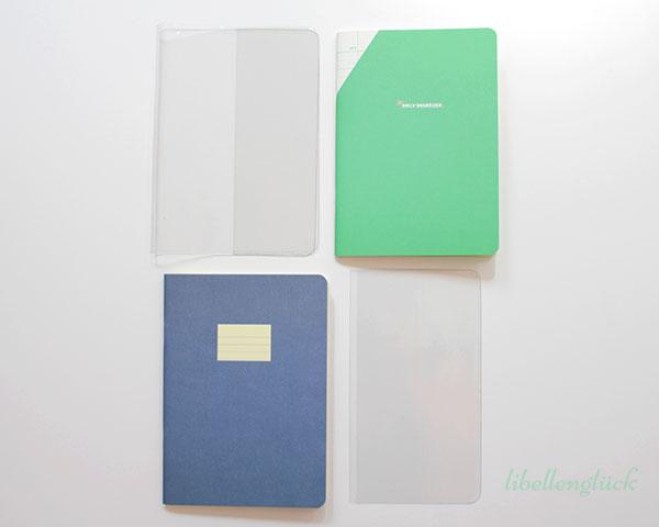 Compat paperways Hülle mit Heften