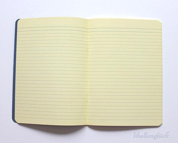 Compat paperways Notizheft innen