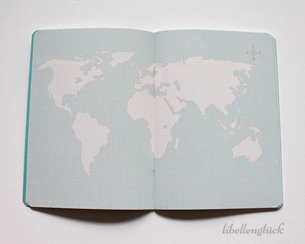 Compat paperways Travelbook innen