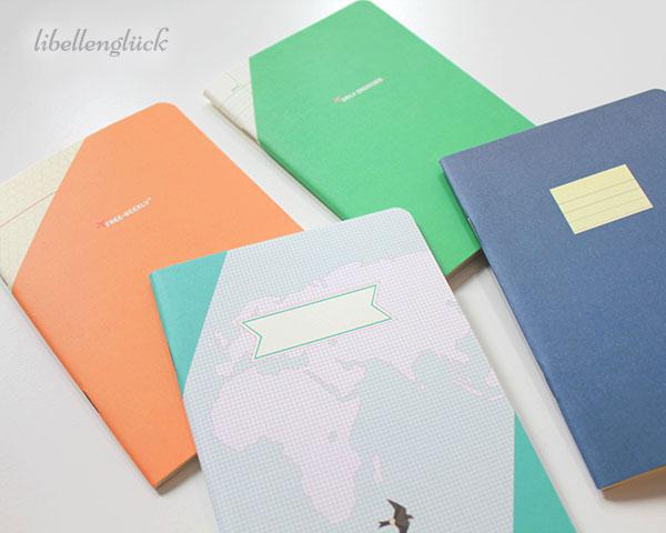 Compat paperways vier Hefte