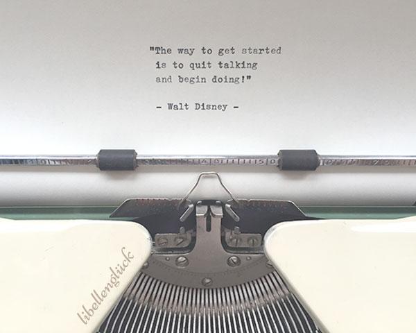 Zitat Walt Disney
